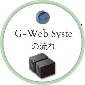 G-WebSystemの流れ
